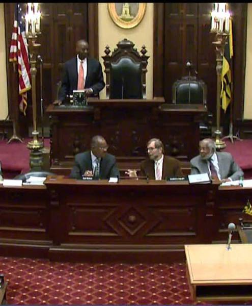 Council committee approves reform measures