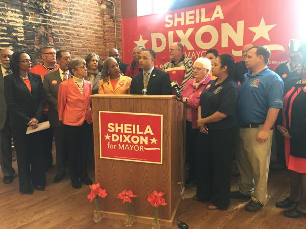 Mayor Dixon receives influential citywide support