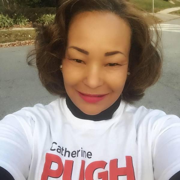 Pugh Enthusiast - Delegate Jill P. Carter