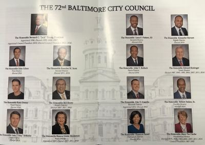 Council millenniums benefit from recent committee assignments
