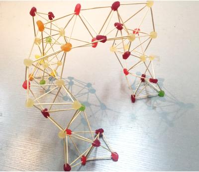 TEAM 1 - 结构模型 structure model