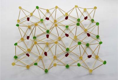 TEAM 3 - 结构模型 structure model