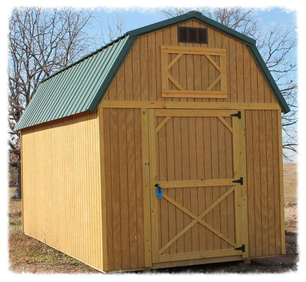 storage barn, tool shed, feed shed, garden shed, wood shop, portable