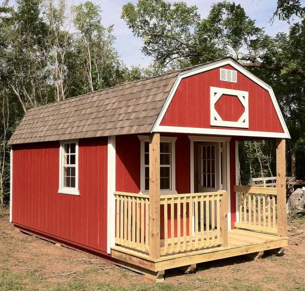 Tiny House in the country ready built cabin farm house tiny house play house kid off the grid office