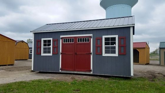 10x20 Carriage House