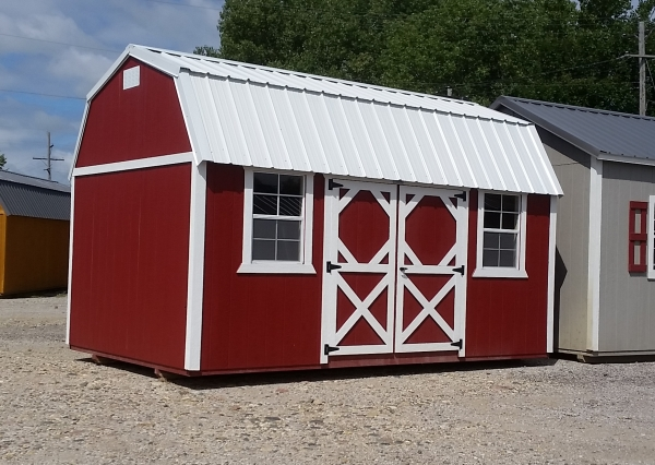 tack shed utility storage catch all