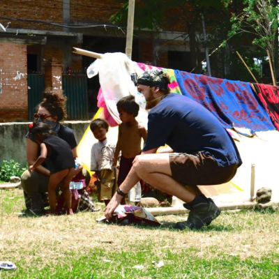 May 2015  Nepal - Earthquake Response