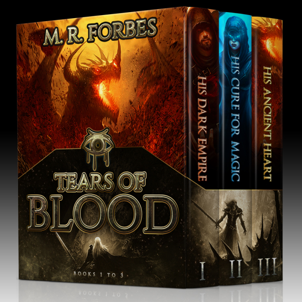 Tears Of Blood - Box Art