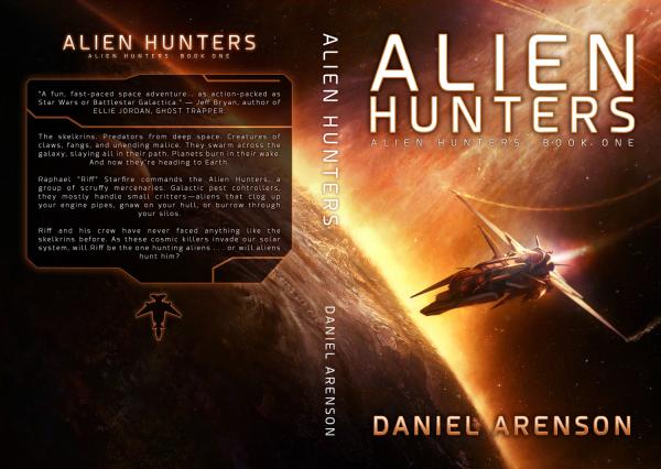 Alien Hunters