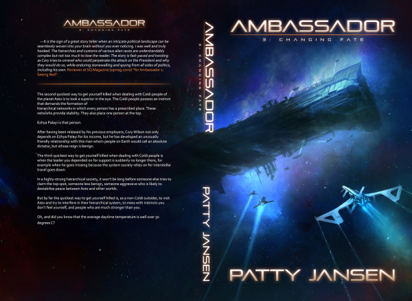 Ambassador: Changing Fate