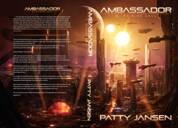 Ambassador: Raising Hell