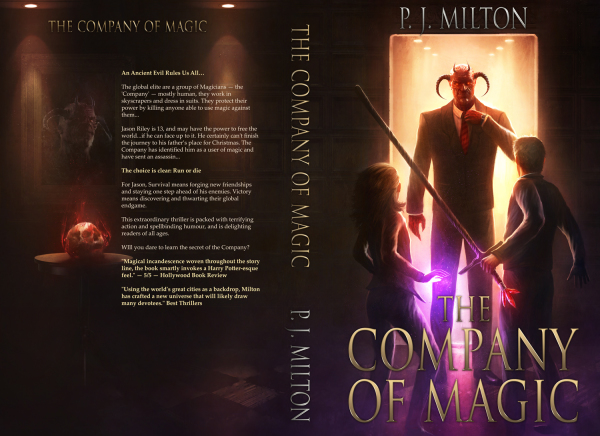 The Company Of Magic