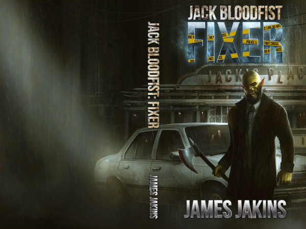 Jack Bloodfist: Fixer