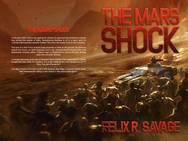 The Mars Shock