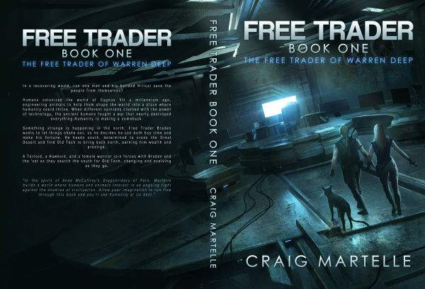 Free Trader Book One - The Free Trader of Warren Deep