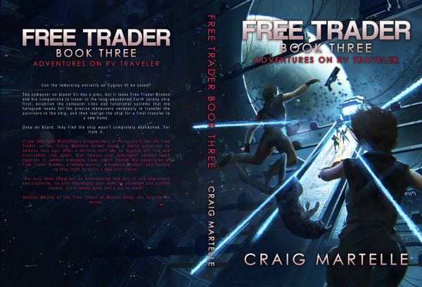 Free Trader Book Three - Adventures on RV Traveler