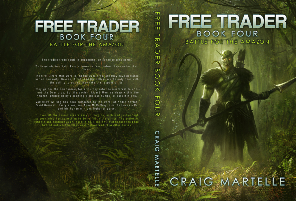 Free Trader Book Four- Battle for the Amazon