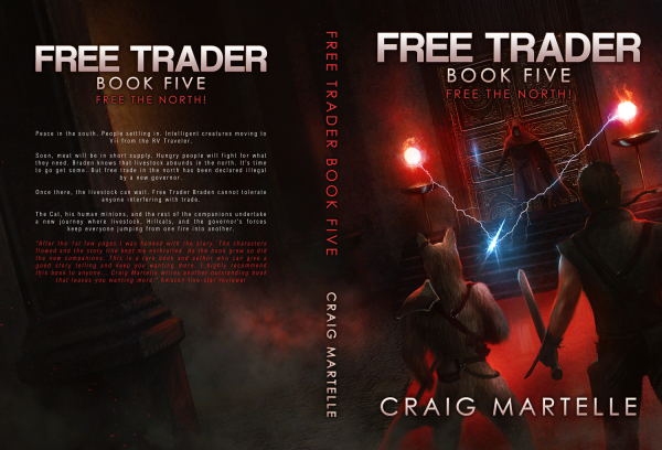 Free Trader Book Five - Free the North!