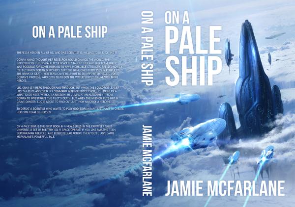 On A Pale Ship