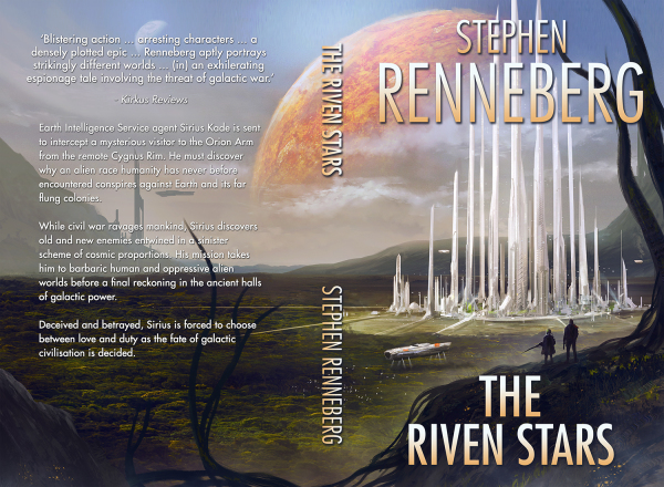The Riven Stars