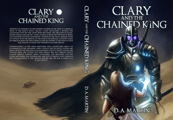 Clary and the Chained King