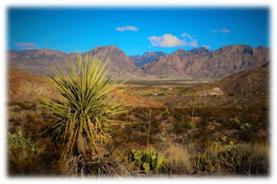 The Road to Big Bend
