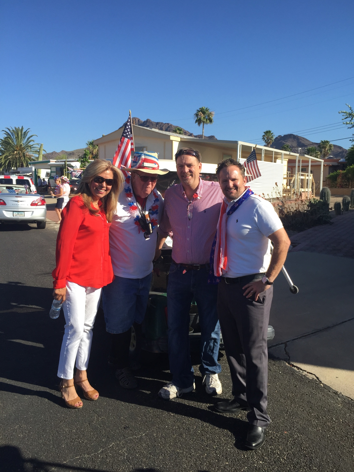 Pima County Candidates Memorial Day