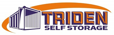 Triden Self Storage Devon Logo