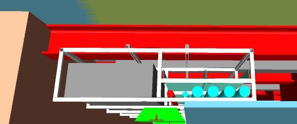 SSR4, India - MEP Rack Prefabrication