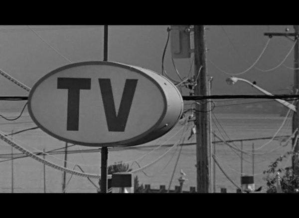 HORSESHOE BAY MOTEL SIGN - TV