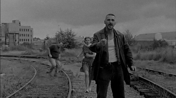 Jace confronts his nemesis on the tracks