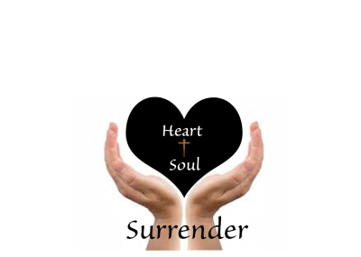 Welcome to our first Heart & Soul Surrender blog!