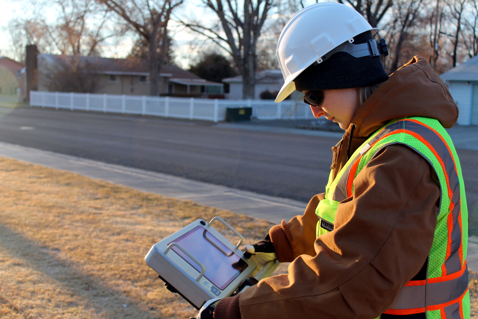 Wyoming GPR Utility Line Locate