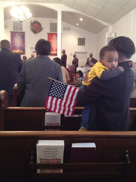 Veteran's Day Worship