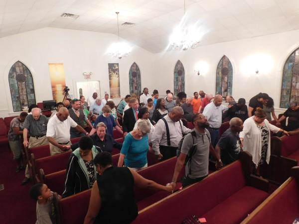 Community at Prayer