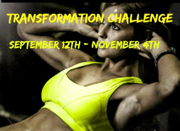 Transformation Challenge: Step by Step Approach to a Better Looking Body in 8 Weeks