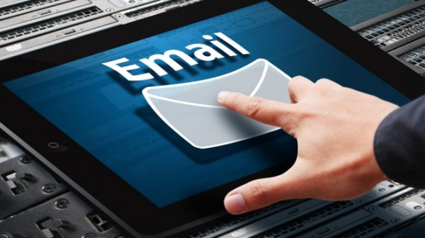 The email effect - taking work at home?