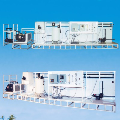 20,000 ~ 264,000 GPD Seawater Desalination System