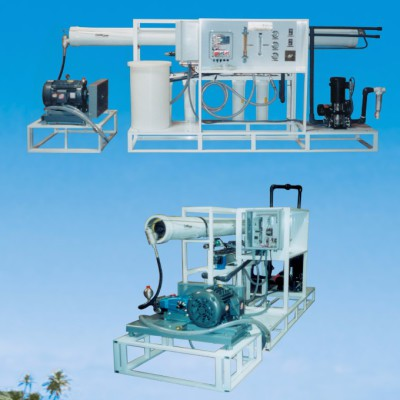 10,000 ~ 20,000 GPD Seawater Desalination System