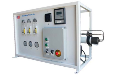 70 - 200 GPD Ultra-Compact Seawater Dealination System / Water Maker
