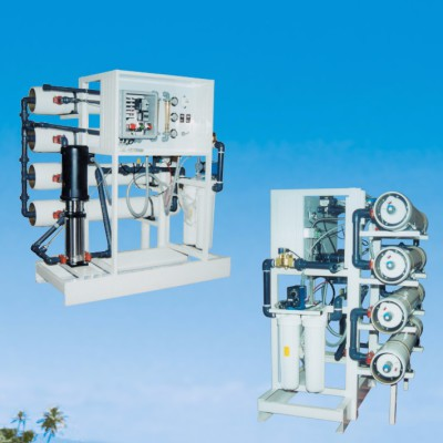 25,000 ~ 100,000 GPD Tap Water RO Purification System
