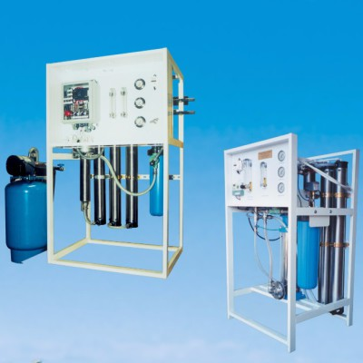 5,000 ~ 10,000 GPD Brackish Water Desalination System