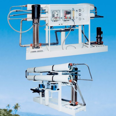 20,000 ~ 50,000 GPD Brackish Water Desalination System