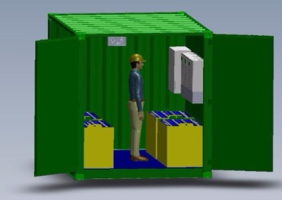 Containerized Energy Storage System