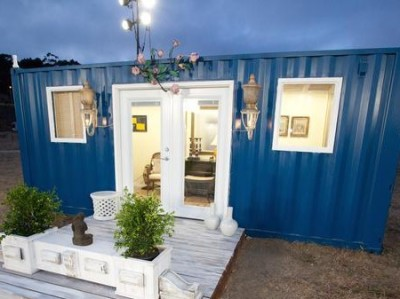 Off-Grid Container Homes