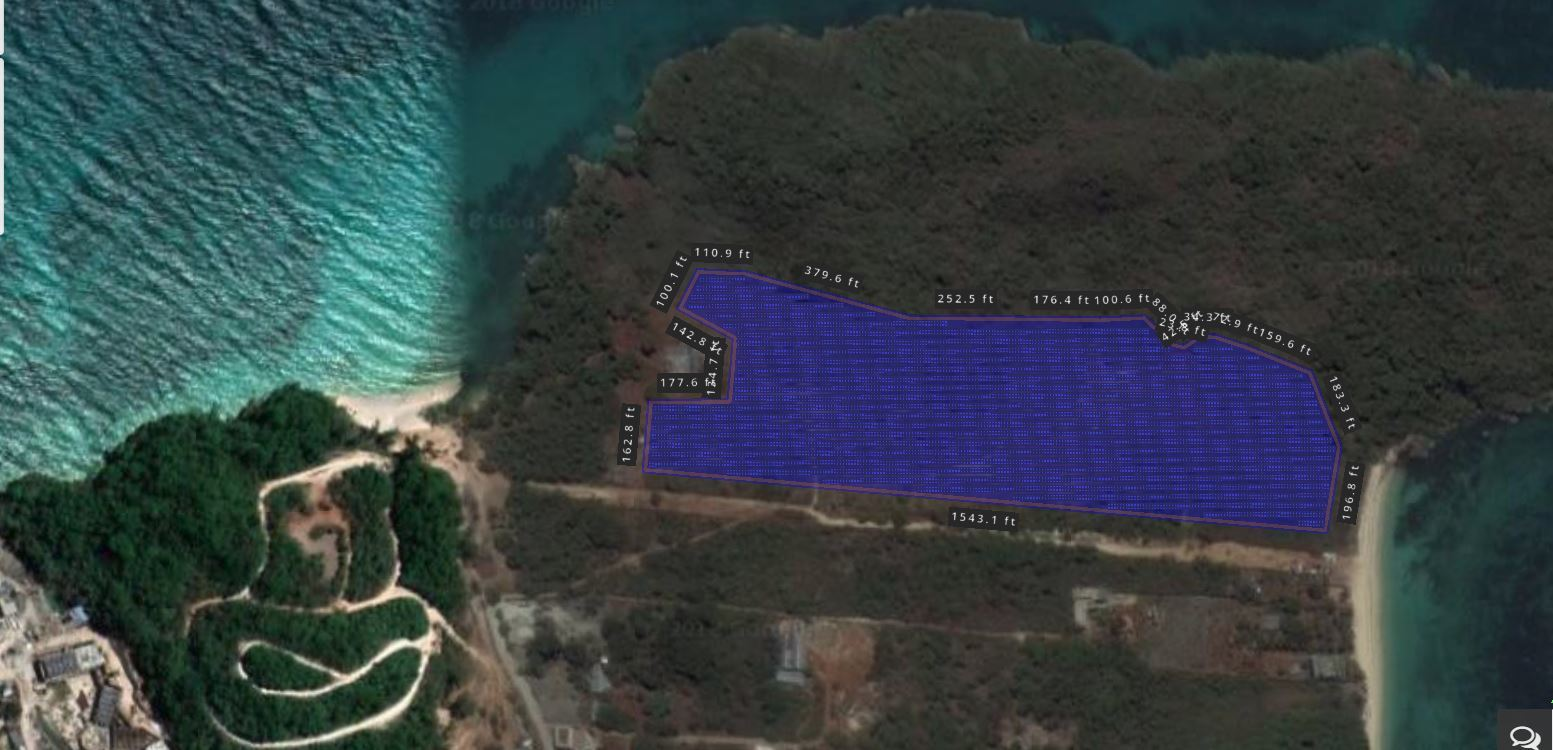 5000TPD SWROHE Solar field for Desalination Plant