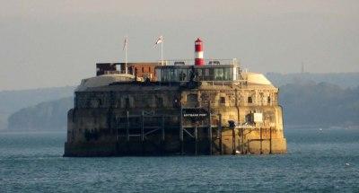 Solent Forts - Spitbank Fort