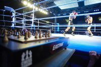 Competitive Chess Boxing