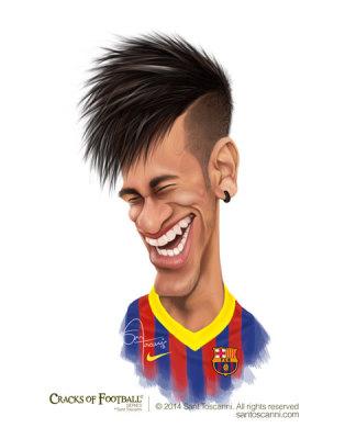 """Neymar Da Silva""""Neymar Jr"""""""