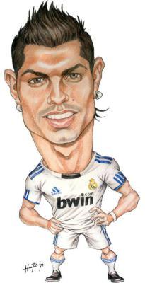 """Cristiano Ronaldo """"CR7"""""""